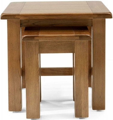 Clearance Willis and Gambier Originals Bretagne Nest of Tables - G495