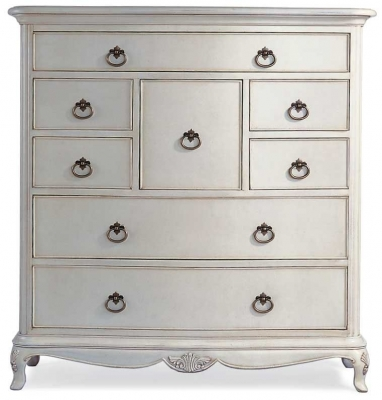 Clearance Willis and Gambier Ivory 8 Drawer Chest