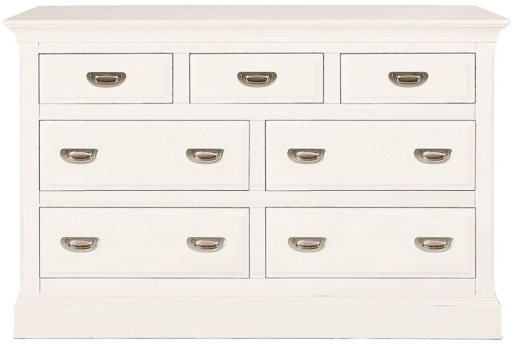 Clearance Willis and Gambier Maine 7 Chest of Drawer - G538