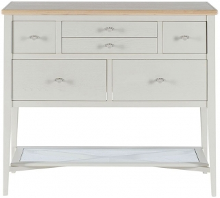 Willis and Gambier Coast Painted Dressing Chest