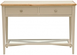 Willis and Gambier Coast Painted Console Table