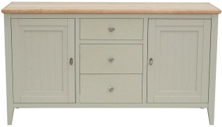 Willis and Gambier Coast Painted Sideboard