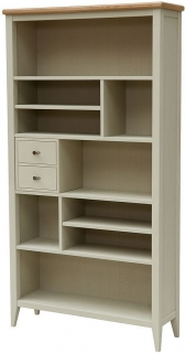 Willis and Gambier Coast Painted Tall Bookcase