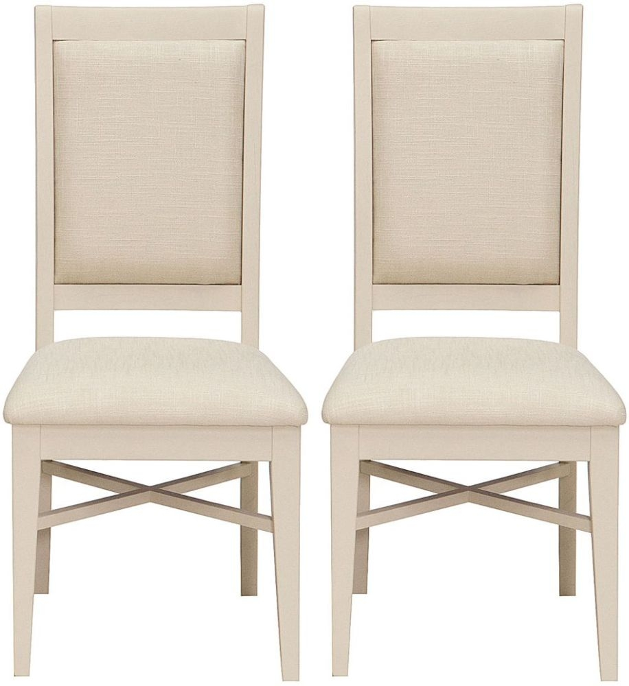 Willis and Gambier Coast Painted Dining Chair (Pair)