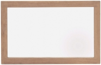 Willis and Gambier Cotswold Oak Rectangular Wall Mirror