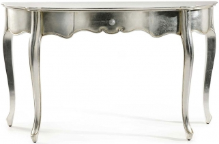 Willis and Gambier Cristal Silver Leaf Dressing Table