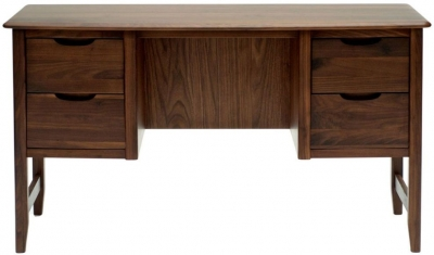 Willis and Gambier Elegance Black Walnut Dressing Table