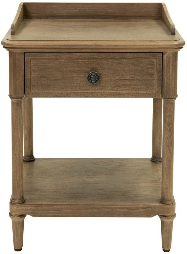 Willis and Gambier Elle 1 Drawer Bedside Table