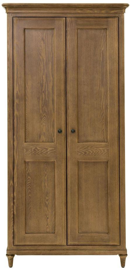 Willis and Gambier Elle 2 Door Alcove Double Wardrobe