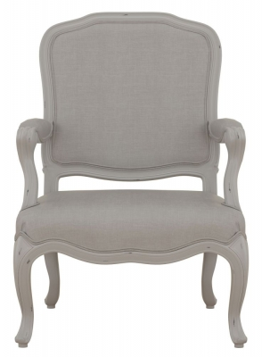 Willis and Gambier Etienne Grey Armchair
