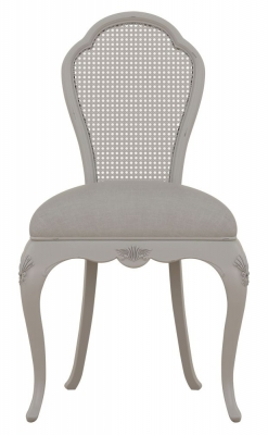 Willis and Gambier Etienne Grey Bedroom Chair