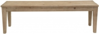 Willis and Gambier Forte Pine Dining Bench