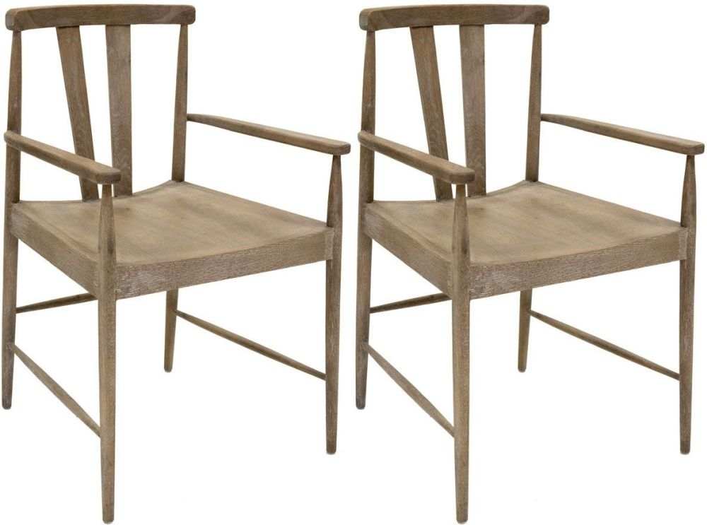 Willis and Gambier Forte Pine Armchair (Pair)