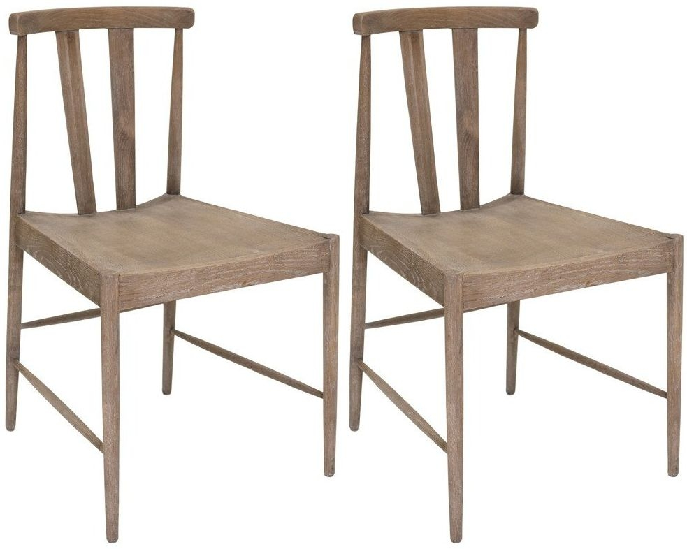 Willis and Gambier Forte Pine Side Chair (Pair)