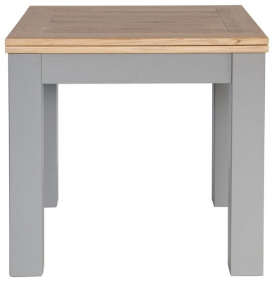 Willis and Gambier Genoa Painted Dining Table - 80cm Flip Top
