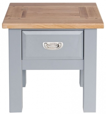 Willis and Gambier Genoa Painted Lamp Table