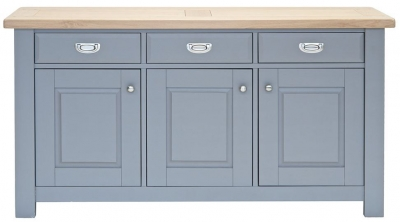 Willis and Gambier Genoa Painted Sideboard - Wide