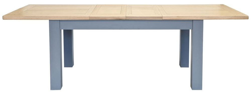 Willis and Gambier Genoa Painted Rectangular Dining Table - 160cm