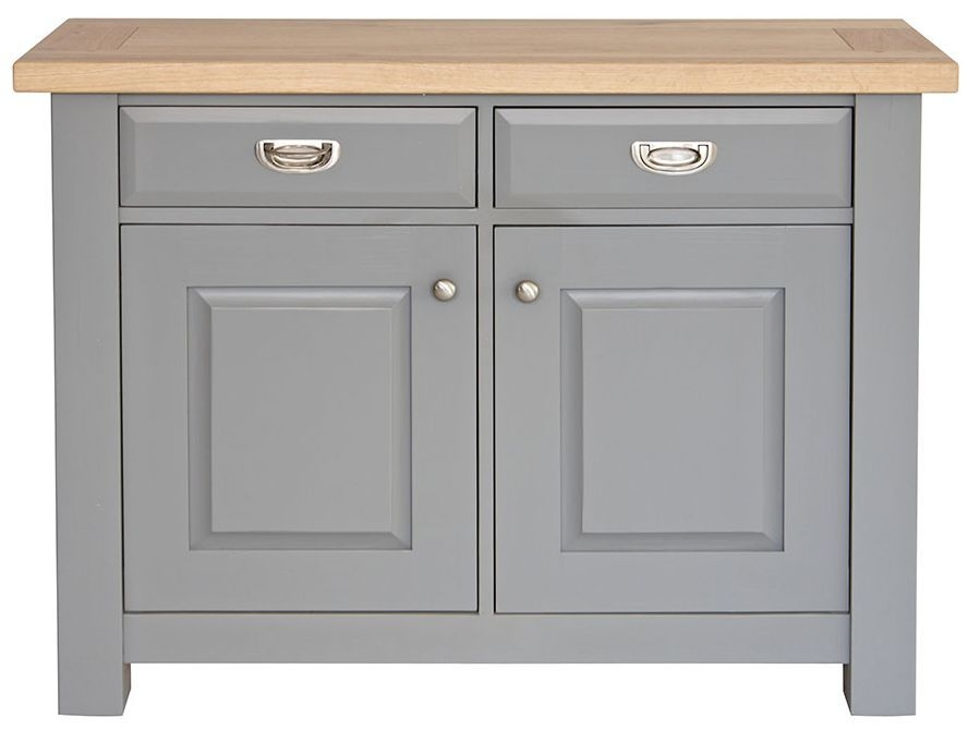 Willis and Gambier Genoa Painted 2 Door Narrow Sideboard