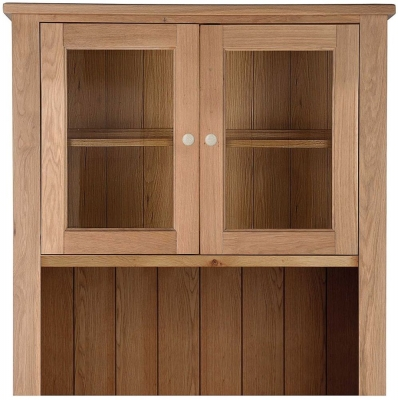 Willis and Gambier Gloucester Oak 2 Door Sideboard Top