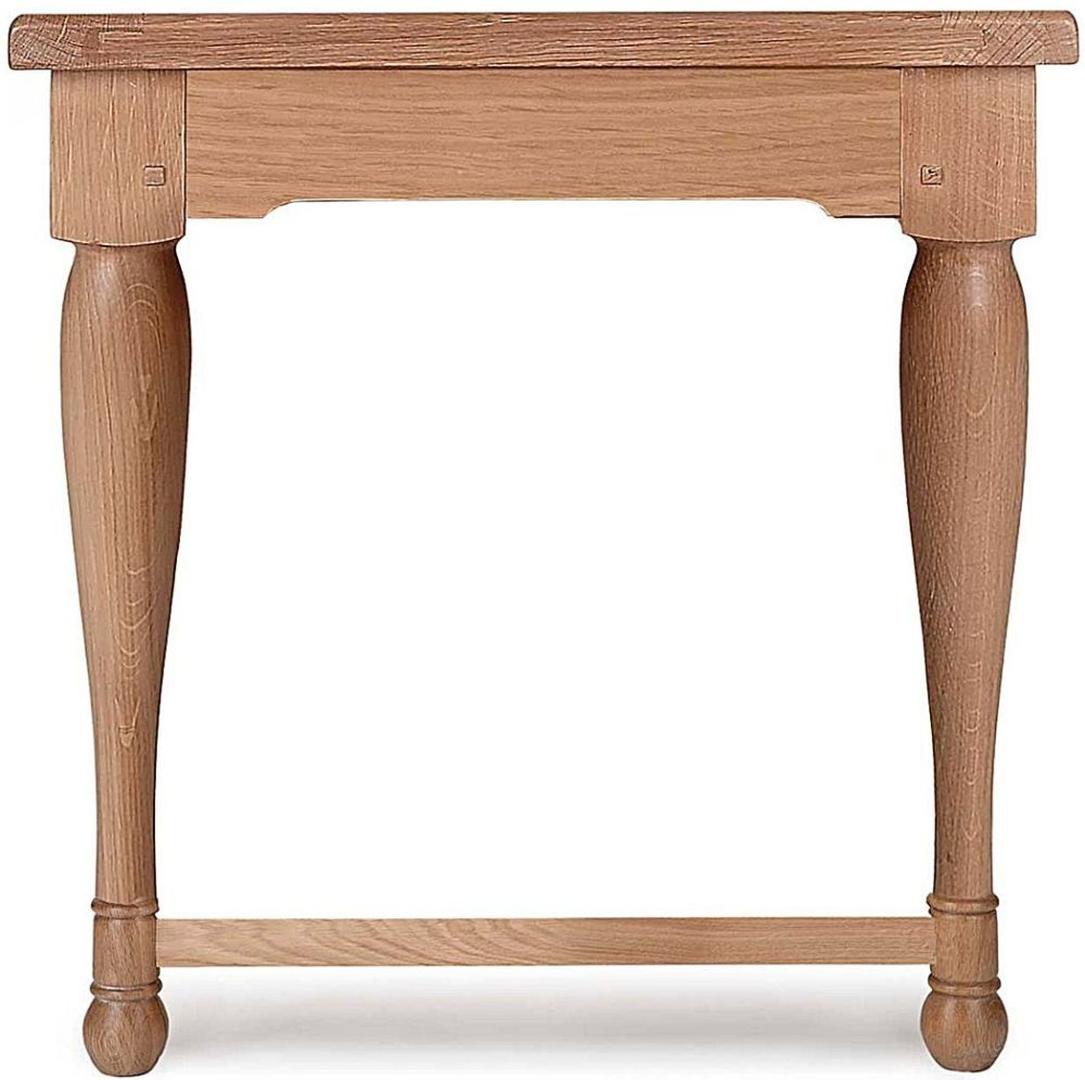 Willis and Gambier Gloucester Oak Lamp Table