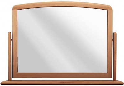 Willis and Gambier Grace Oak Gallery Mirror