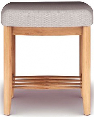 Willis and Gambier Grace Oak Stool