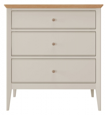 Willis and Gambier Hancock Grey 3 Drawer Chest