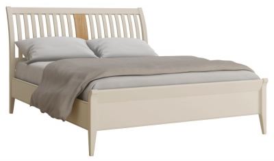 Willis and Gambier Hancock Grey Low Footend Bed
