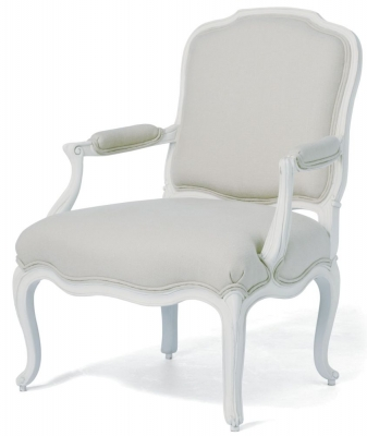 Willis and Gambier Ivory Armchair
