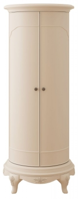 Willis and Gambier Ivory 2 Door Storage Cabinet