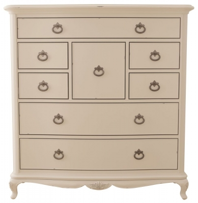 Willis and Gambier Ivory 8 Drawer Chest