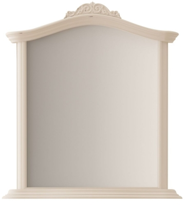 Willis and Gambier Ivory Arch Mirror