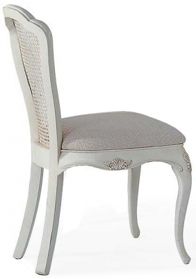Charmant Willis And Gambier Ivory Bedroom Chair