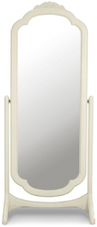 Willis and Gambier Ivory Cheval Mirror