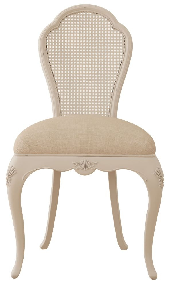 Willis and Gambier Ivory Bedroom Chair