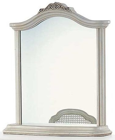 Willis and Gambier Ivory Mirror