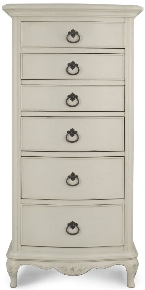 Willis and Gambier Ivory Tallboy