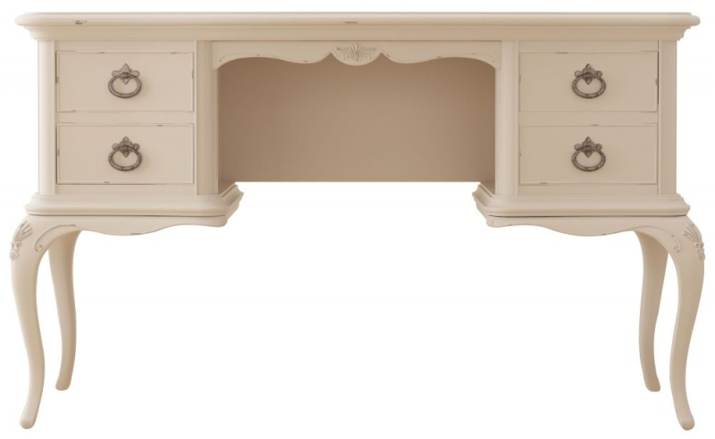 Willis and Gambier Ivory 4 Drawer Dressing Table