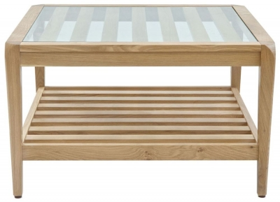 Willis and Gambier Kennedy Oak Coffee Table