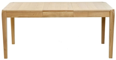 Willis and Gambier Kennedy Oak Dining Table - Large Extending
