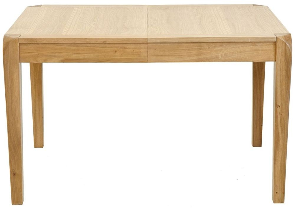 Willis and Gambier Kennedy Oak Dining Table - Small Extending