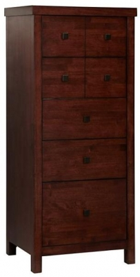 Willis and Gambier Kerala Chest of Drawer - 5 Drawer Tall Narrow
