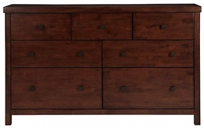 Willis and Gambier Kerala Chest of Drawer - 7 Drawer Wide Low