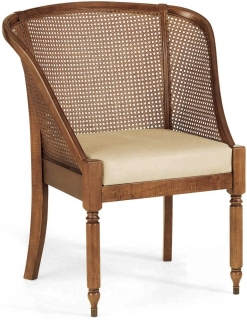 Willis and Gambier Lille Cherry Bedroom Chair