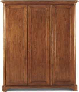 Willis and Gambier Lille Triple Wardrobe