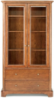 Willis and Gambier Lille Display Cabinet