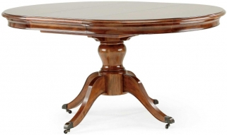 Willis and Gambier Lille Round Pedestal Dining Table