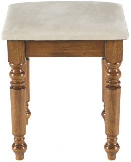 Willis and Gambier Louis Philippe Honeycomb Stool