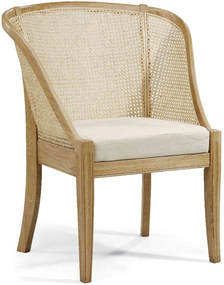 Willis and Gambier Lyon Oak Bedroom Chair